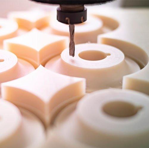 CNC Milling Parts Fabrication