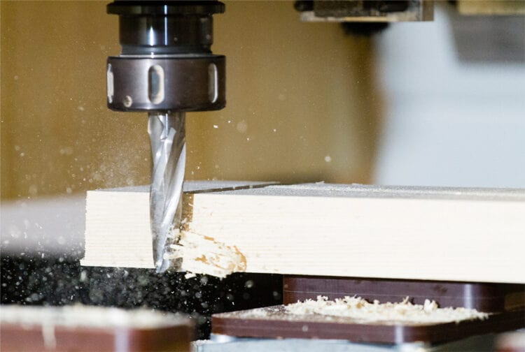 CNC Wood Routing