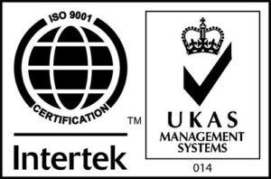 Intertek UKAS Badge