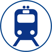 Rail and rolling stock